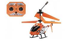 Вертолет аккум р/у 33008 Оранжевый