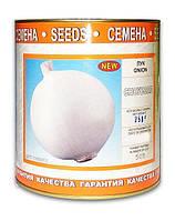 Семена Лука, Сноуболл (белый), инкрустированные, 250 г