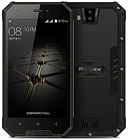 "Blackview BV4000 green IP68 1/8 Gb, 4.7"", MTK6580A, 3G, фото 1"