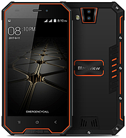 "Blackview BV4000 orange IP68 1/8 Gb, 4.7"", MTK6580A, 3G, фото 1"