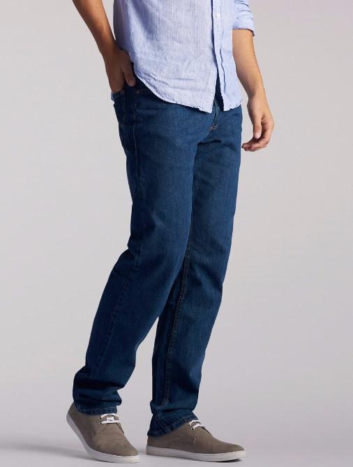 Прямые мужские джинсы Lee - Orion