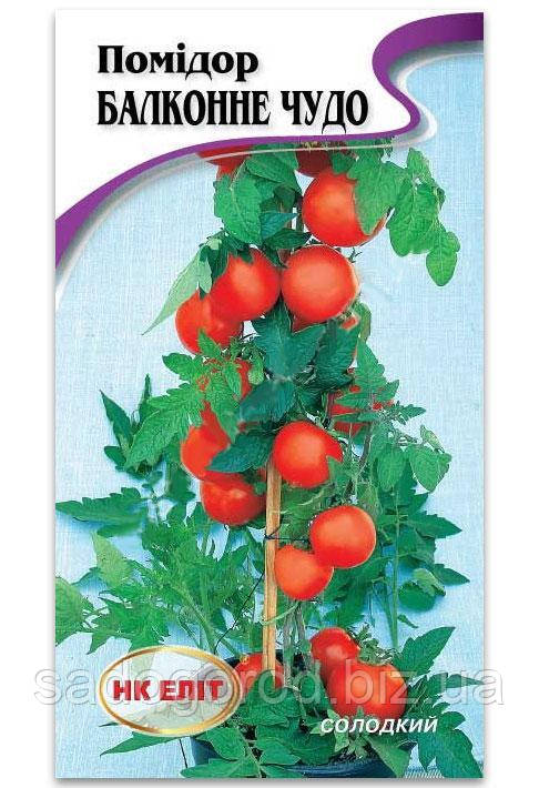 Семена Томата, Балконное Чудо, 30 шт