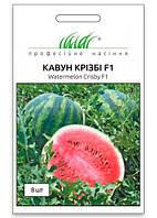 Семена Арбуза, Кризби F1, 8 семян, Nunhems  Zaden (Голландия)