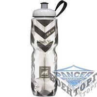Бутылка Polar Bottle Chevron Black 24oz