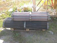 Транспортёр копалки для лука Krukowiak 1,2. м. С сеткой для мелкого лука,для чеснока (дымки).