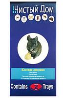 Чистый Дом клеевая ловушка от грызунов и насекомых-вредителей размер 28*13.5 2 шт в упаковке