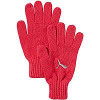 Перчатки Puma Fundamentals Knit Gloves (ОРИГИНАЛ)