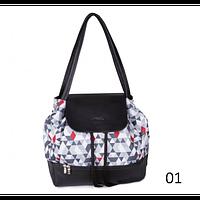 Рюкзак для мамы BabyOno UpTown c матрасиком для пеленания 1501