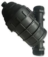 Фильтр дисковый 2 дюйма ( 120 mesh; до 25 м3/ч )