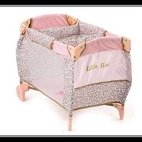 Кровать-манеж для куклы Hauck By Little Diva D-90186