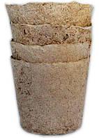 Торфяной горшочек, стаканчик 60*60 мм