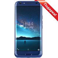 "Смартфон 5.5"" DOOGEE BL5000, 4GB+64GB Синий 8 ядер Touch ID камера 13+8 Мп 5050mAh Android 7 + селfи в подарок"