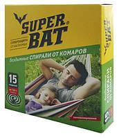 Super Bat спирали от комаров бездымные