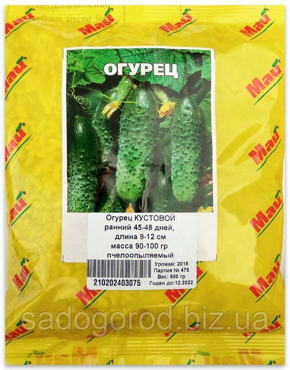 Огурец Кустовой, 0.5 кг