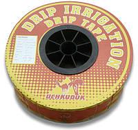 Капельная лента эмиттерная UCHKUDUK, 16мм х 0.18мм, 0,8л/ч, капельницы ч/з 20см, 250м