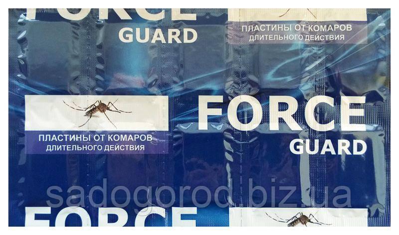 FORCE guard пластины длительного действия