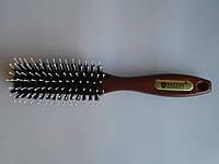 Деревянная массажная щётка SALON PROFESSIONAL 4762CLB