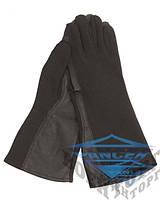 Перчатки огнеупорные US NOMEX PILOT черные