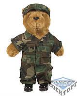 Игрушка Медвежонок Тедди WOODLAND TEDDY BEAR WEAR LARGE