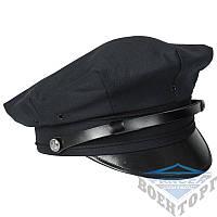 Фуражка полицейская US VISOR HAT темно-синяя
