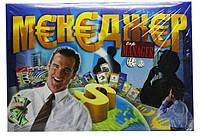 """Настольная игра """"Менеджер"""" G15-0"""
