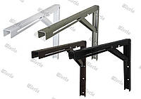 Консоль для откидного стола с фиксатором Airtic длина 400 мм, фото 1