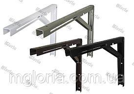 Консоль для откидного стола с фиксатором Airtic длина 400 мм