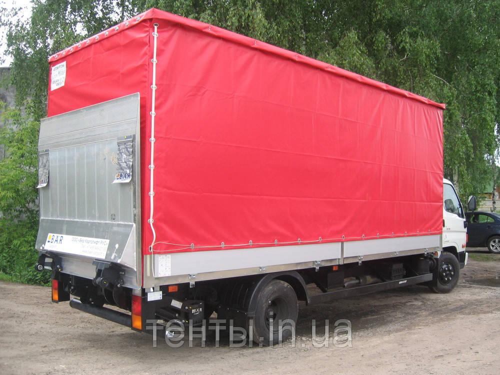Тенти на вантажні Hyundai