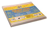 """Обложка для тетрадей и дневников, 208*360мм, 100мкм, клеевая, """"Cristal"""", Tascom"""