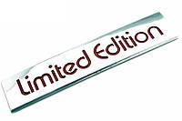 3D эмблема -  Ограниченная серия: Limited Edition, фото 1