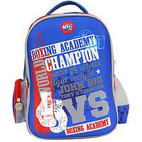 """Рюкзак для средней школы """"Boxing Academy"""" 29,5*38*15,5 см Olli"""