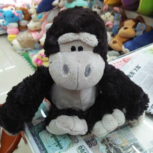 Мягкая игрушка 1489-19  обезьянка, 28см