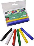 Полимерная глина 6 цветов Bebik