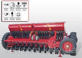 Сеялка зерновая механическая ASTRA 3,6