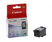 Струйный картридж цветной  Canon CL-511 Color (2972B007), фото 1