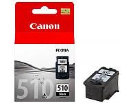 Струйный картридж Canon PG-510 (2970B001/2970B007) для MP490, MP492, MP495.Япония. Оригинальний, фото 1