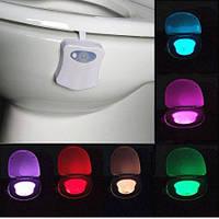 Illumibowl подсветка на унитаз c антимикробным действием и датчиком движения, фото 1