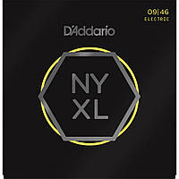 Струны D`ADDARIO NYXL1046 NYXL REGULAR LIGHT 10-46