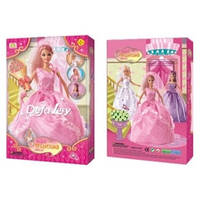 """Кукла Defa Lucy """"Невеста"""" в свадебном платье"""