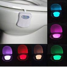 BOWL LIGHT подсветка на унитаз c антимикробным действием и датчиком движения