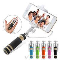 Селфи палка 5 Цветов selfie stick mini монопод для телефонов iphone
