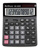 Калькулятор Brilliant размер 150*193*29мм