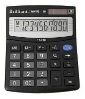 Калькулятор Brilliant bs-210  (100*124*33мм)