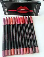 Карандаш для губ Huda Beauty Matte Lipliner Pencil