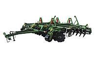 Дисковая борона прицепная рессорная ДАР-5,2 С для трактора Кировец К-700 К-701
