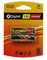 Батарейка LR06  X- Digital