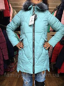 Зимняя курточка на силиконе