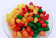 Кумкват цукаты (желтый, оранжевый, зеленый, красный)