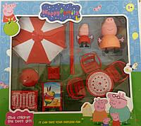 Набор мебели «Свинка Пеппа на пляже»