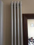 Вертикальный радиатор алюминиевый GLOBAL EKOS, фото 2